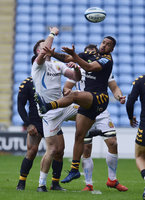 Wasps v Exeter Chiefs, London, UK - 04 Oct 2020