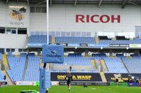 Wasps v Exeter Chiefs, London, UK - 04 Oct 2020