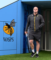 Wasps Captains Run, Twickenham, UK - 23 Oct 2020
