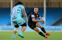 Exeter Chiefs v Gloucester Rugby, Exeter, UK - 9 Sep 2020