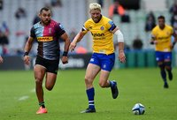 Harlequins v Bath Rugby, Twickenham, UK - 5 Sep 2020