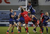 Sale Sharks v Saracens, Manchester, UK - 9 Sep 2020