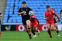 Wasps v Leicester Tigers, Coventry, UK - 9 Sep 2020
