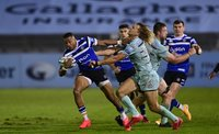 Bath Rugby v Gloucester Rugby, Bath, UK - 22 Sep 2020
