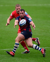 Bristol Bears v Leicester Tigers, Bristol, UK - 30 Sept 2020