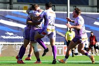 Exeter Chiefs v Toulouse, Exeter, UK - 26 Sept 2020