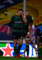 Exeter Chiefs v Northampton Saints, Exeter, UK - 20 Sept 2020
