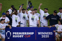 Sale Sharks v Harlequins, Manchester, UK - 21 Sep 2020