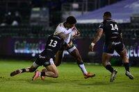 Bath Rugby v London Irish, Bath, UK - 9 Apr 2021