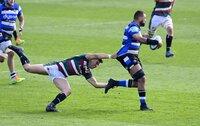 Bath Rugby v Leicester Tigers, Bath, UK - 18 Apr 2021