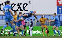 Exeter Chiefs v Leinster Rugby, Exeter, UK - 10 Apr 2021