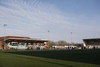 Newcastle Falcons v Bristol Bears, Newcastle, UK - 17 Apl 2021