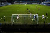 Queens Park Rangers v Brentford, London, UK - 17 Feb 2021.