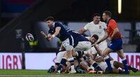 England v Scotland, Twickenham, UK - 6 Feb 2021