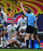 Exeter Chiefs v Northampton Saints, Exeter, UK - 20 Feb 2020