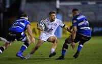 Bath Rugby v Gloucester Rugby, Bath, UK - 19 Feb 2021
