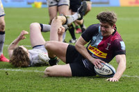 Harlequins v Sale Sharks, Twickenham, UK - 20 Jan 2021