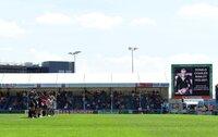 Exeter Chiefs v Sale Sharks, Exeter, UK - 12 Jun 2021