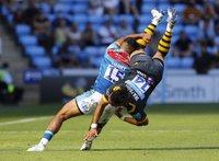 Wasps v Leicester Tigers, Coventry, UK - 12 June 2021