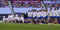 England v France, Twickenham, UK - 13 Mar 2021