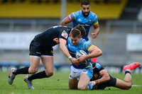 Exeter Chiefs v Leicester Tigers, Exeter, UK - 20 Mar 2020