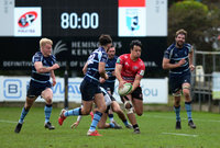 Cornish Pirates vs Bedford Blues, Penzance, UK - 21st March 2021