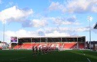 Gloucester Rugby v Exeter Chiefs, Gloucester, UK -  26 Mar 2021