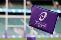European Rugby Challenge Cup Final View, Twickenham - UK 21 May 2021
