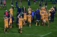 Bath Rugby v Montpellier, Bath, UK - 1 May 2021