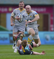 Harlequins v Wasps, London, UK - 09 May 2021