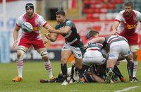 Leicester Tigers v Harlequins, Leicester, UK - 15 May 2021
