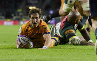 Leicester Tigers v Montpellier, London, UK - 21 May 2021