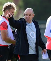 England Rugby training, London, UK - 28 Sept 2021