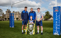 Aviva PreAPR Final Campaign - Bath Rugby, Bath, UK - Apr 10 2017