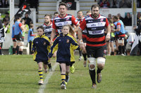 Cornish Pirates v Bedford Blues, Penzance -UK - 15 Apr 2017