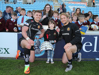 Exeter Chiefs v Bristol Rugby, Exeter, UK - Apr 8 2017