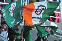 London Irish v Rotherham Titans, Reading UK - 8 Apr 2017