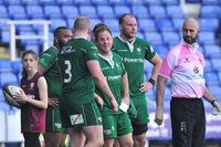 London Irish v Rotherham Titans, Reading UK - 8 Apr 2017