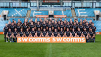 Exeter Chiefs Photocall, Exeter, UK - 16 August 2017