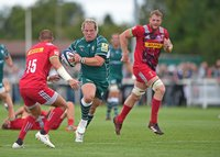 London Irish v Harlequins, London - UK 12 Aug 2017