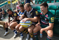 Aviva Premiership Rugby Season Launch, London, UK - 24 Aug 2017