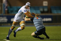 Cardiff Blues v Exeter Chiefs, Cardiff, UK - 25 Aug 2017