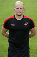 Cornish Pirates Team Photos, Penzance -UK - 24 Aug 2017