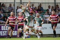 Cornish Pirates v Plymouth Albion, Penzance, UK - 26 August 2017