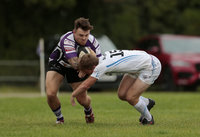 Exeter Chiefs Academy v Exmouth , UK 24 Aug 2017
