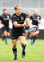 Exeter Chiefs Training, Exeter, UK - 22 August 2017