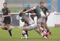 Plymouth Albion v Redruth , UK 20 Aug 2017