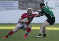 Plymouth Albion v Ivybridge RFC, UK 28 Aug 2017