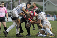 Cornish Pirates v Bedford Blues, Penzance UK - 03 December 2017