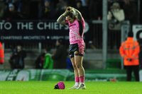 Exeter Chiefs v Leinster, Exeter, UK - 10 Dec 2017